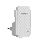 Repetidor Wifi Intelbras 4750052 Iwe 3001 300Mbps Antena ext