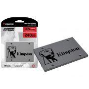Ssd Desktop Notebook Kingston 240Gb Uv500 2.5 Sata III 6Gb/s