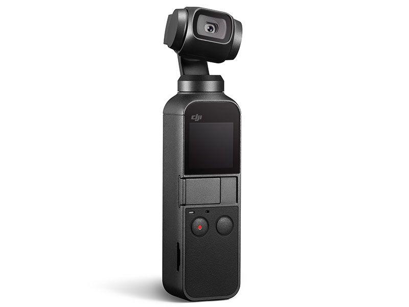 Camera Osmo Pocket 4K 12MP C/ Estabilizador Original