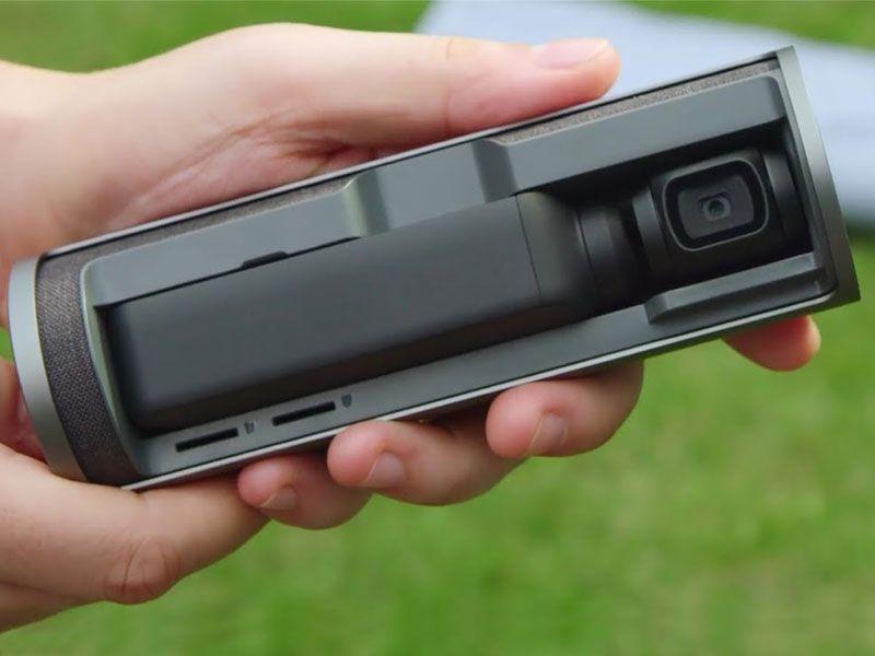 Case carregador para Osmo Pocket Dji Original C/ Nota Fiscal