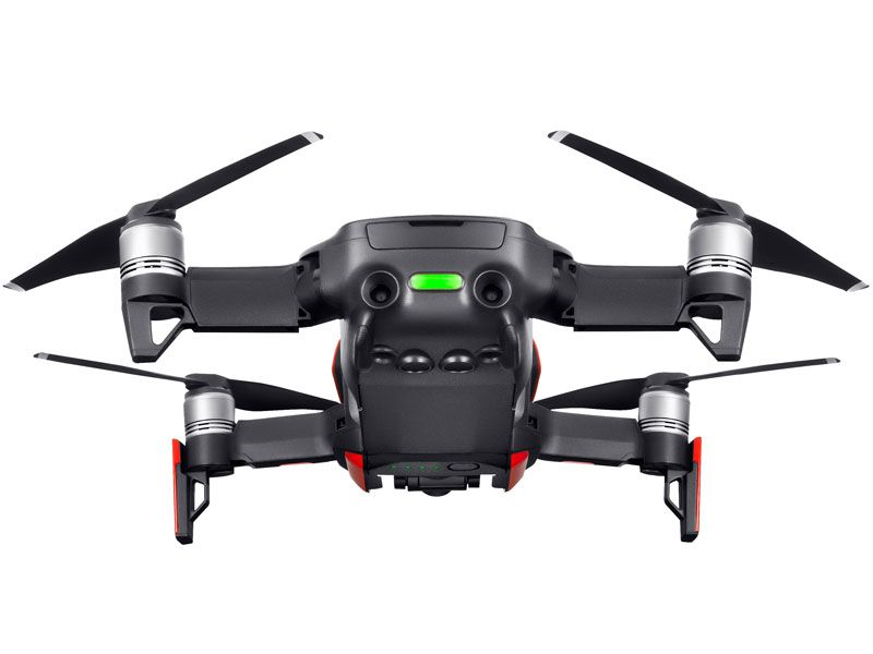Drone Dji Mavic Air Fly More Combo Flame Red  Nota/ Garantia