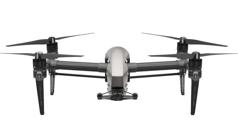 Drone Inspire 2 Dji Cp.bx00016602Eb combo 02 bateria extra
