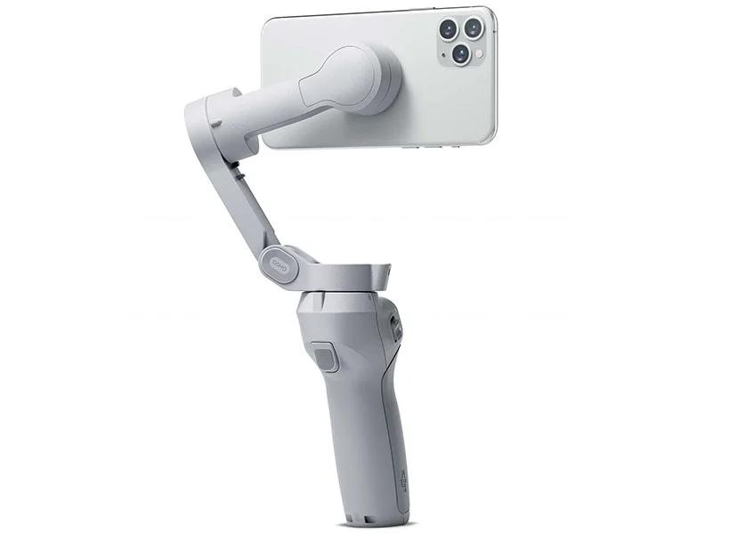 Estabilizador de Imagem IM4 Dji Osmo4 Mobile Combo Magnético