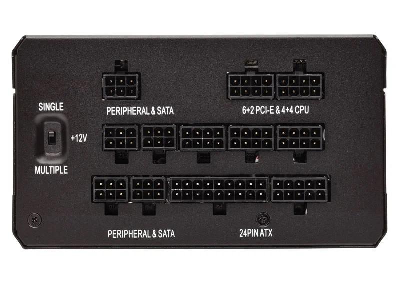 Fonte 80 Plus Platinum Corsair Hx 750W Atx Pfc Ativo Modular