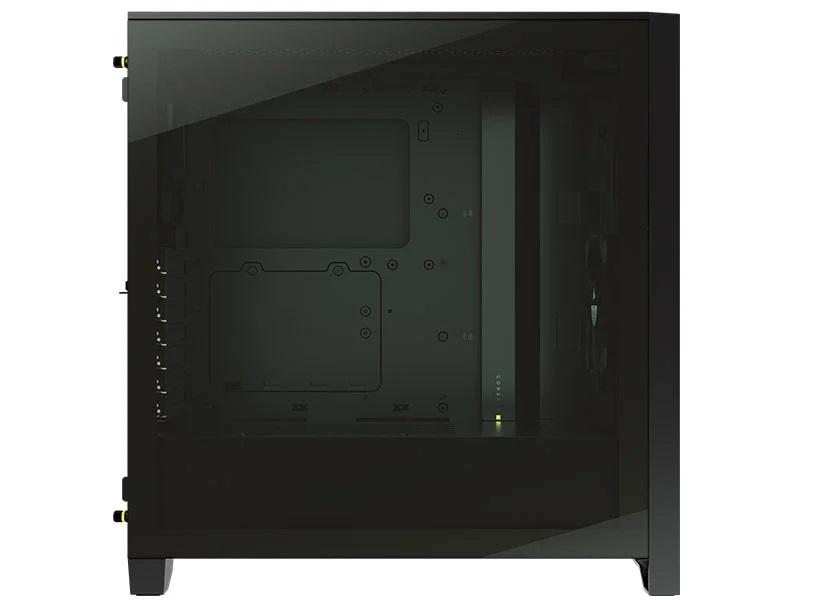 Gabinete Gamer Corsair CC-9011200-WW Airflow 4000D Atx Preto