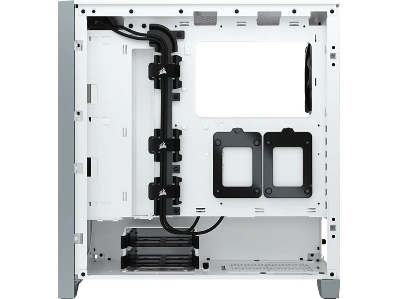 Gabinete Gamer Corsair CC-9011201-WW Airflow 4000D Atx White