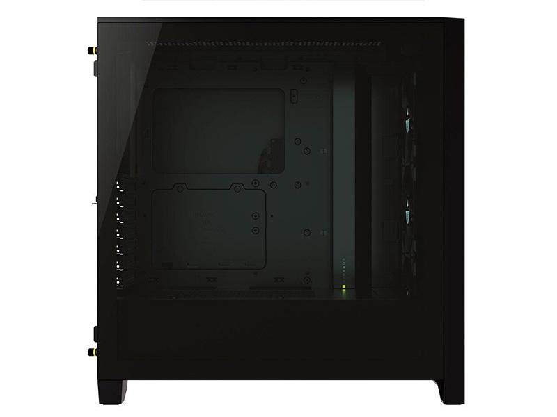 Gabinete Gamer Corsair Icue 4000X Rgb Janela Lateral/Vidro