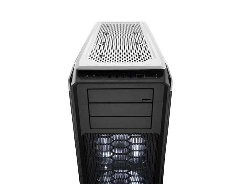Gabinete Gamer Graphite Series 760t Branco Full Tower