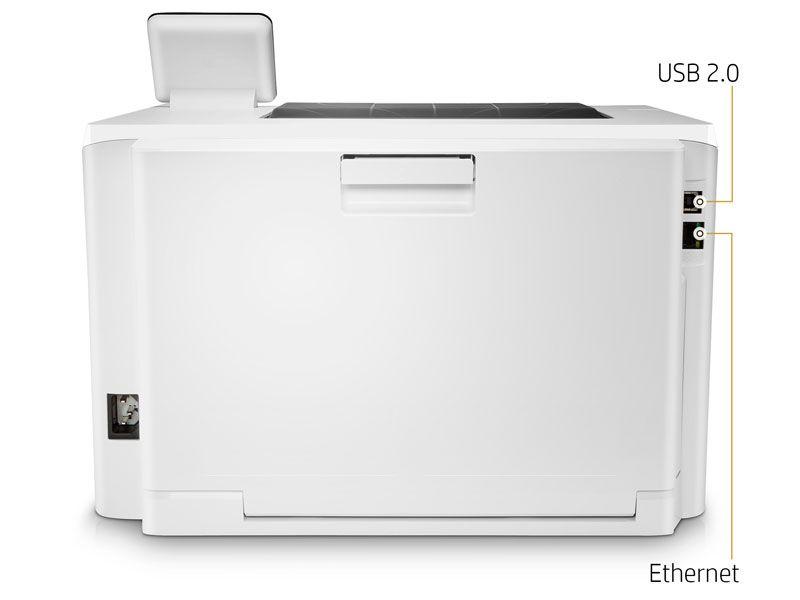 Impressora Laserjet Color Pro M254Dw Wifi/Rede 21PPM