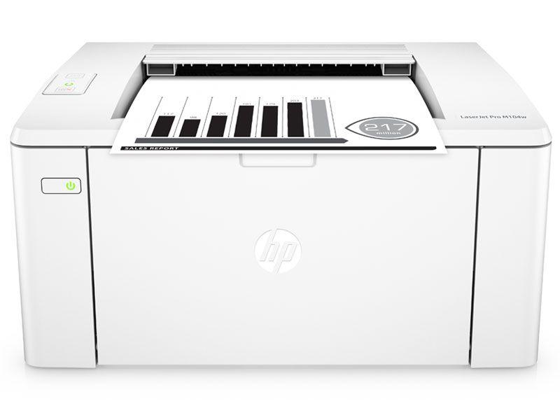 Impressora Laserjet Momo Hp M104W Wifi 23PPM