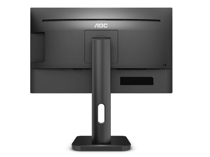 "Monitor Corporativo Aoc 18,5"" Led 1366X768 Widescreen Preto"