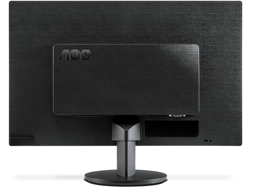 Monitor Led 18,5 Aoc E970SWHNL Hd Com Vga/Hdmi Preto Piano
