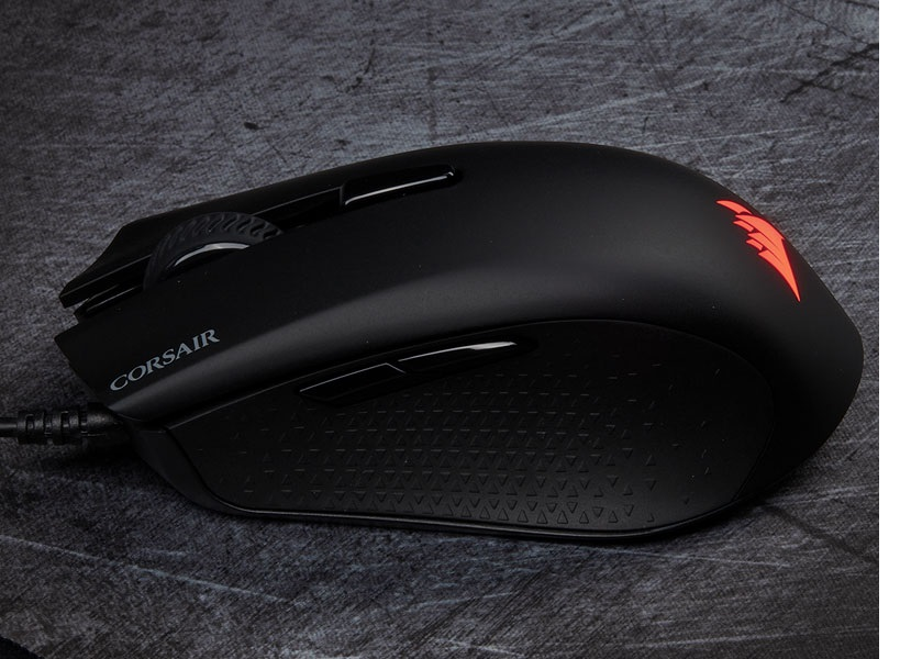 Mouse Gamer Corsair CH-93301111-NA Harpoon Rgb Pro 12000 Dpi