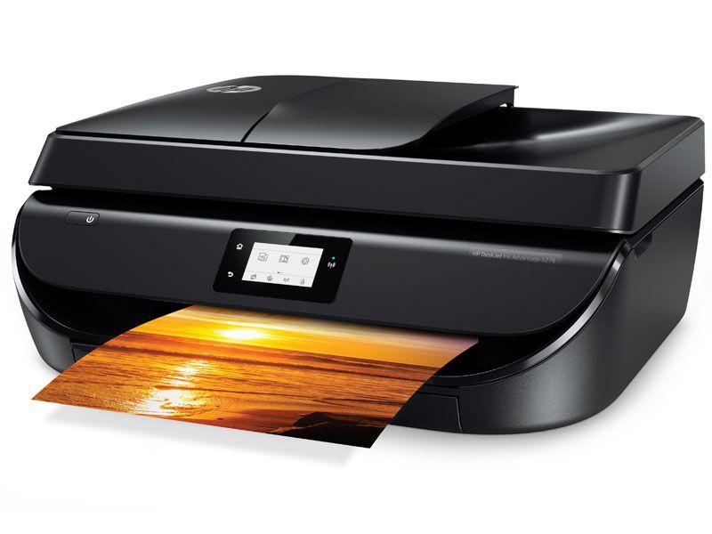 Multifuncional Jato De Tinta Color Hp Deskjet Ink Adv 5276
