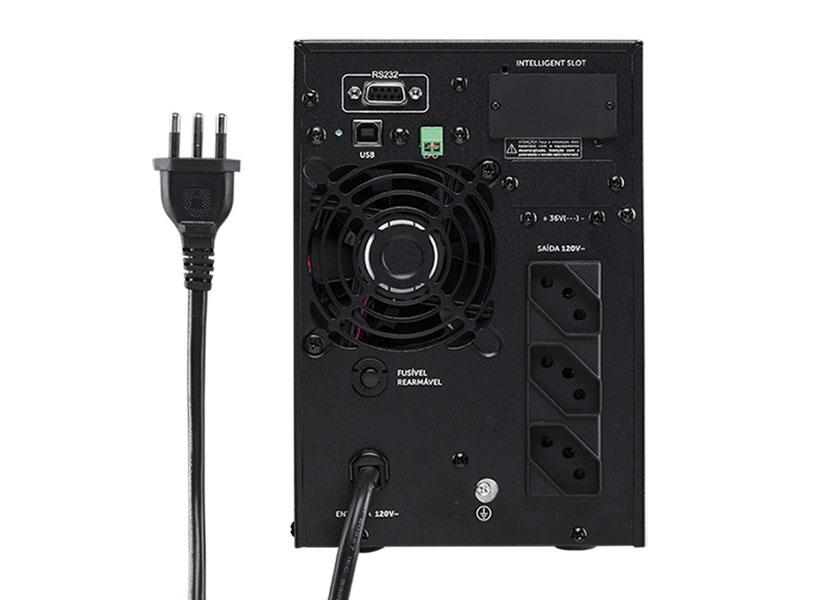 Nobreak Intelbras 4822027 DNB 1500Va Monovolt 220V Online