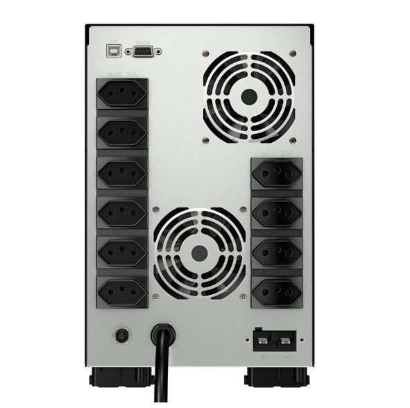 Nobreak Senoidal 27871 Sms Power Sinus NG 2400VA Saída 115v