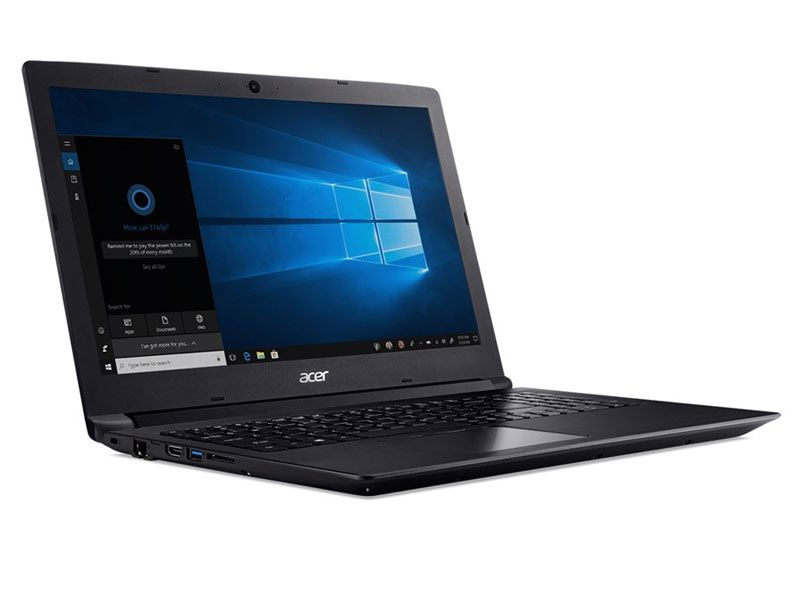 Notebook Acer A315-33-C39F Dualcore N3060 4Gb 500G W10 15.6