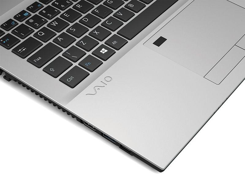 Notebook Vaio F15 Metal I7-8550U 8Gb 256Gb Ssd 15.6 Fullhd