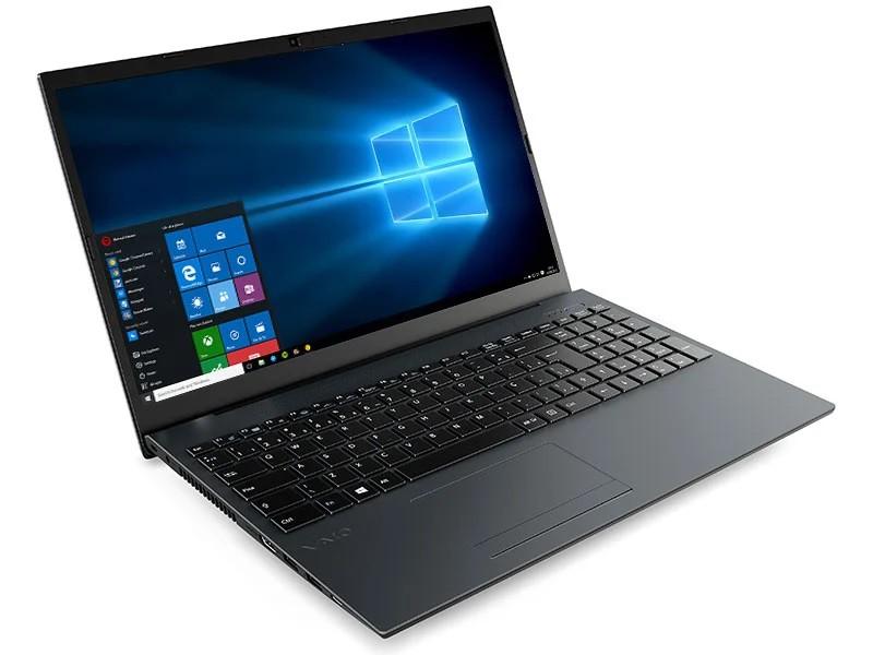 Notebook vaio FE15 I5-10210U 8Gb 1Tb 15 Led Hd W10 Home