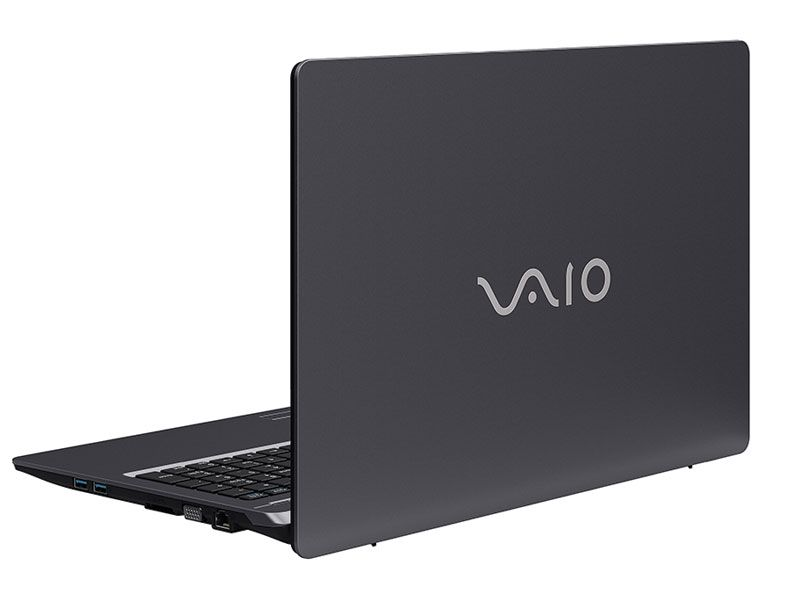 Notebook Vaio Fit 15S I5-7200U 8G Ssd 256Gb 15,6  W10 Home