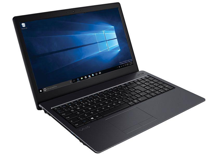 Notebook Vaio Fit 15S I7-7500U 8Gb 1Tb 15.6 Fullhd W10 Home