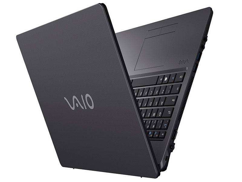 Notebook Vaio Fit 15S I7-7500U 8Gb Ssd256Gb 15.6 Fullhd W10