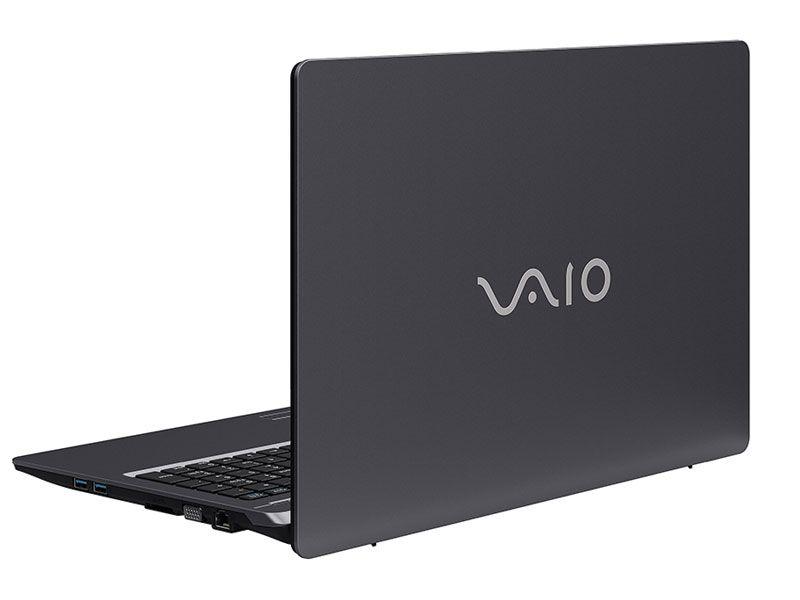 Notebook Vaio Fit 15S i7-8550U 8Gb 1Tb 15.6 Led Hdmi W10