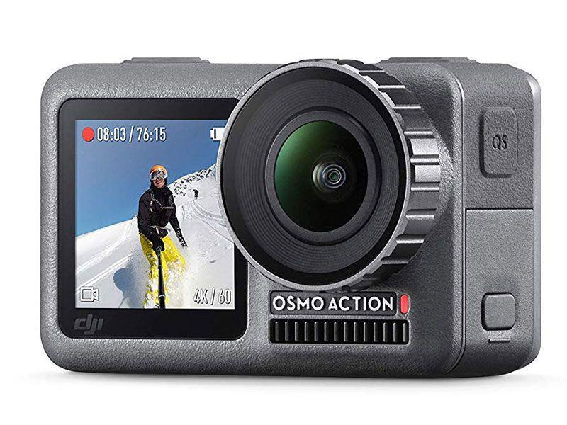 Osmo Action Dji Camera 4K 12MP a Prova D'Agua Original