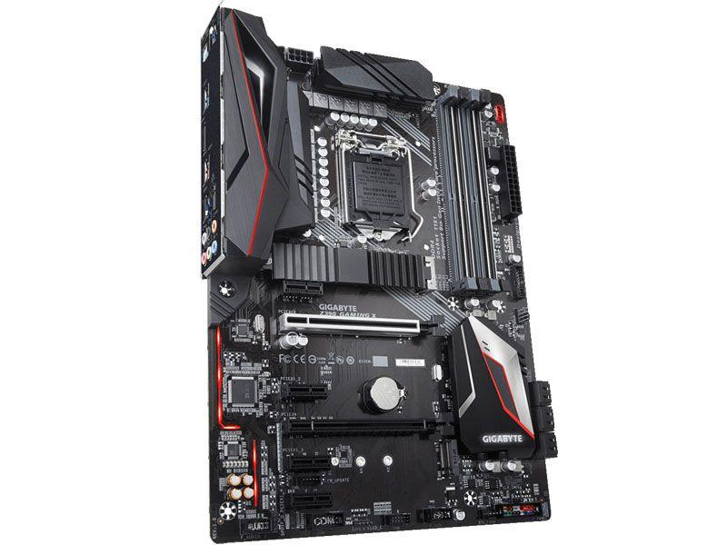 Placa Mae LGA1151 Intel Z390 Gaming X ATX Ddr4 4266MHZ M.2