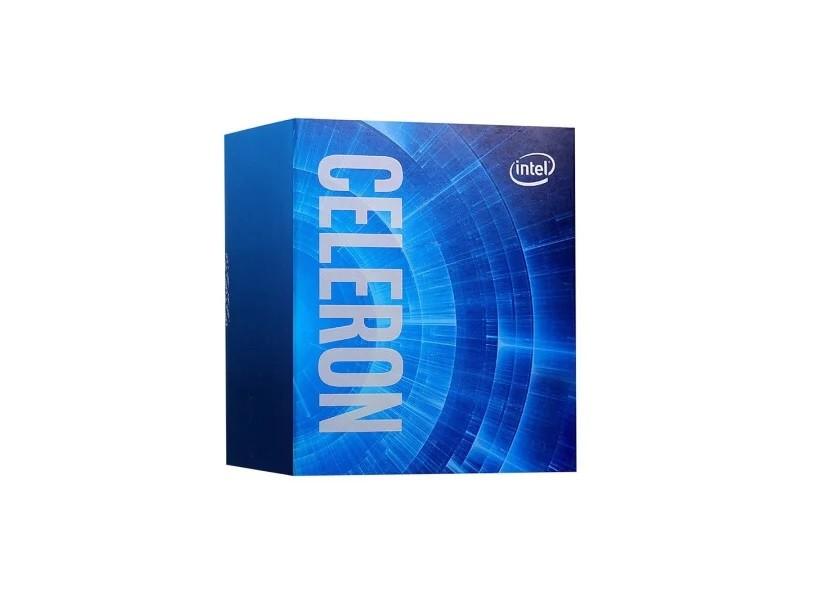 Processador Celeron Lga1200 G5905 3,5Ghz 4Mb C/ Vídeo 10Ger