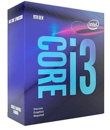 Processador Core i3-9100 3.60ghz c\vídeo 6mb Cache C/ Video