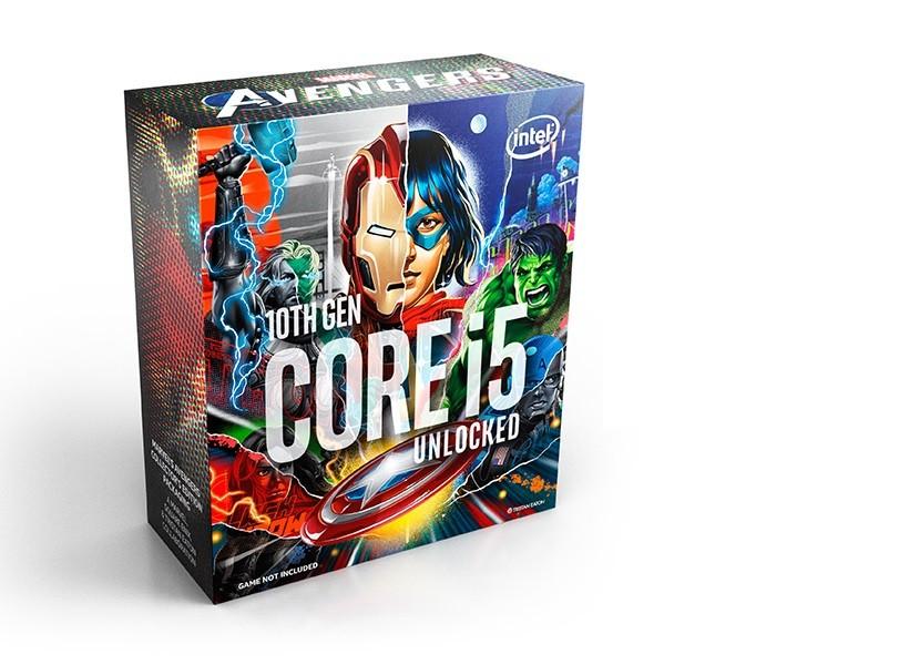 Processador Hexa Core I5-10600K 4.1Ghz 12Mb 10º Ger S/Cooler