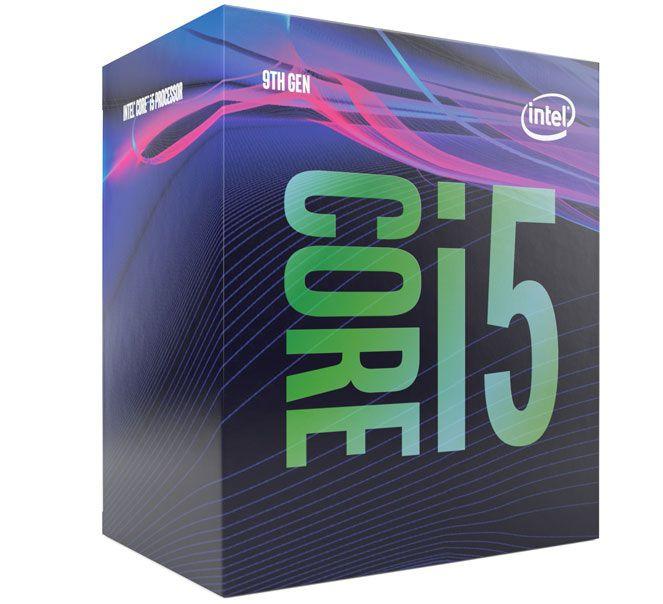 Processador Hexa Core I5-9400F 9Mb Cache S/ Vídeo Integrado