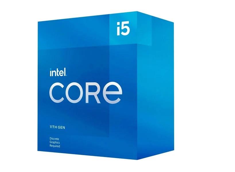 Processador Intel Core I5-11400F 12Mb Lga1200 S/Vídeo 11ºGer