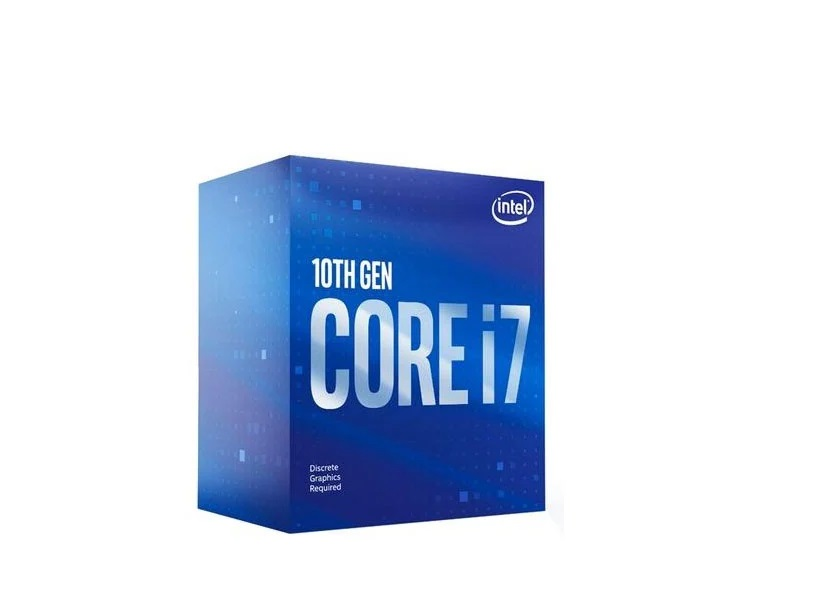 Processador Intel Core I7-10700F 2,90Ghz 16Mb Lga1200 S/Vide