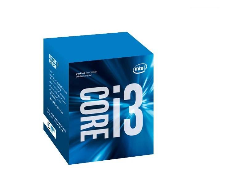 Processador Intel Lga1151 Core I3-7100 3.900Ghz 3Mb 7Ger