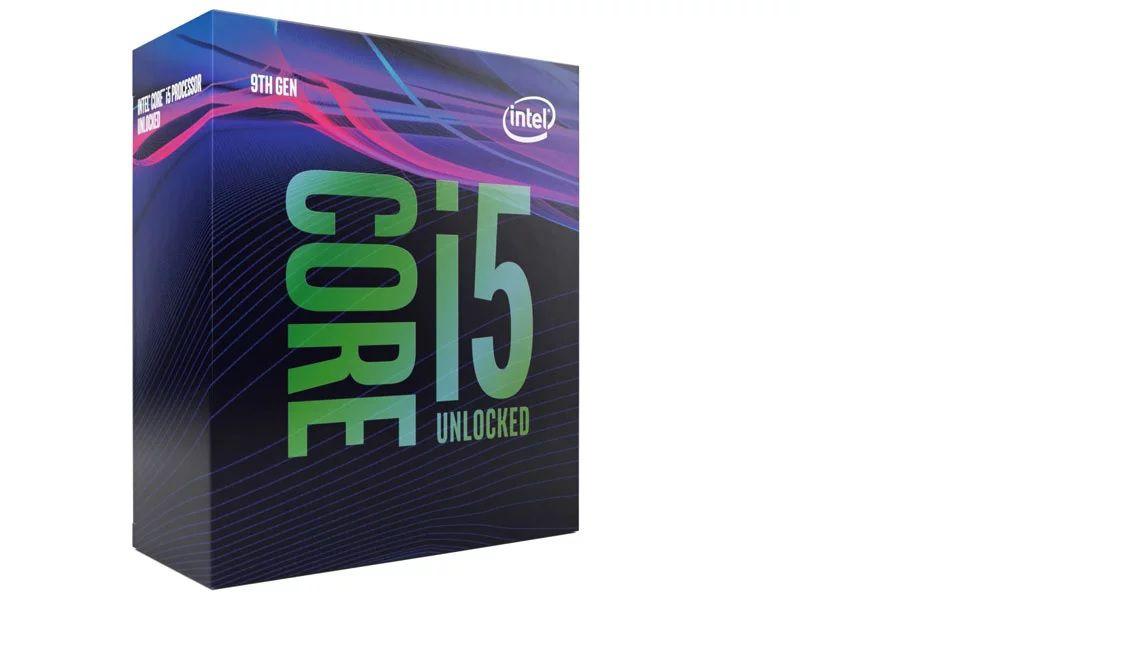 Processador LGA1151 HexaCore I5-9400 2.90GHZ 9MB C/Vídeo Int