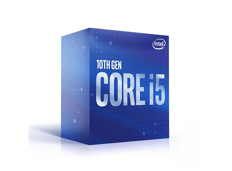 Processador Lga1200 Hexa Core I5-10400F 12MB S/Vídeo 10 Ger