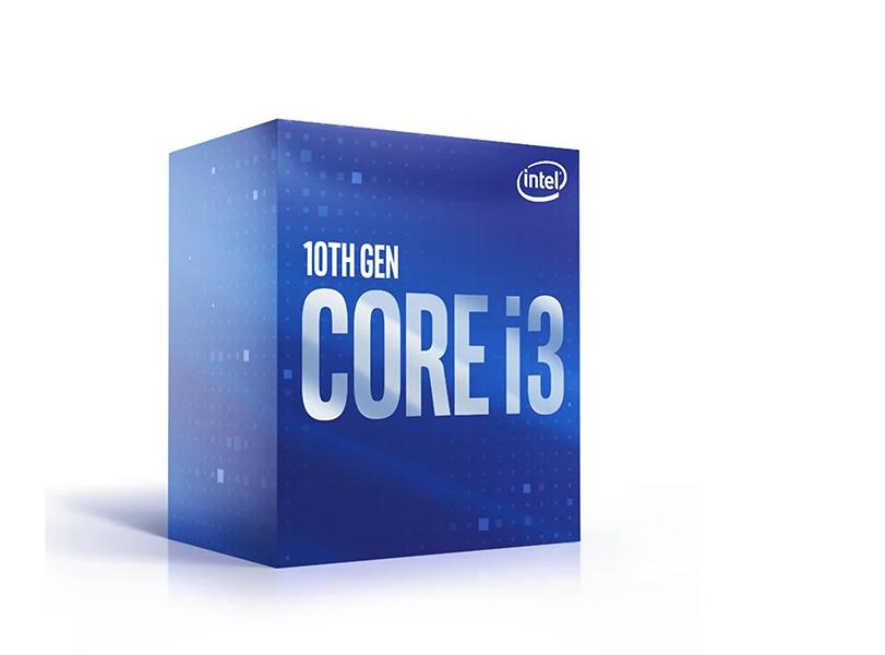 Processador Lga1200 Quad Core I3-10100 6MB C/ Vídeo 10 Ger