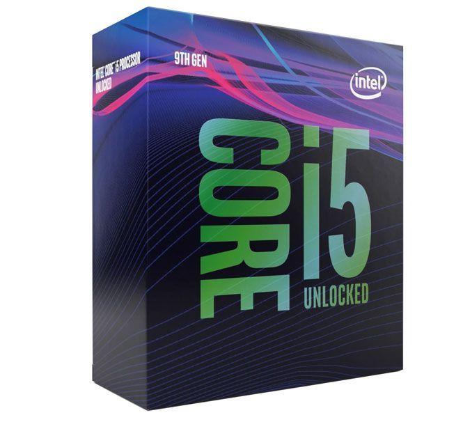 Processador LGA 1151 Hexa Core I5-9600KF 9Mb 9Ger S/ Cooler