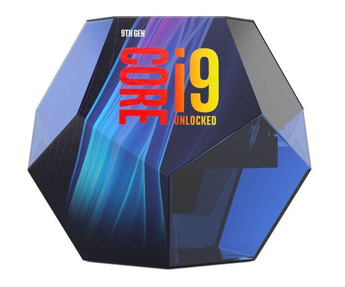 Processador Lga 1151 Intel Octa Core I9-9900K  9Ger S/Cooler