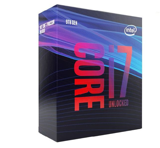 Processador Lga 1151 Octa Core I7-9700K 12M Cache S/Cooler