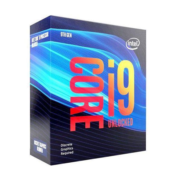 Processador Lga 1151 Octa Core I9-9900KF 16M Cache 9ºGer