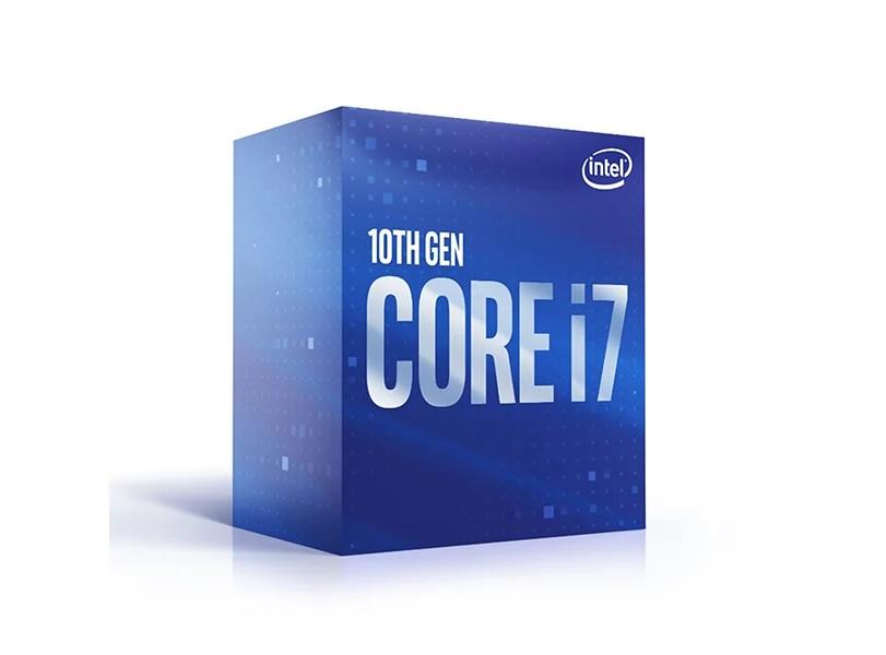 Processador Lga 1200 Octa Core I7-10700 16Mb C/Víveo  10 Ger