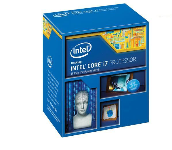 Processador Lga 2011 I7-4820K 3.7Ghz 10M Dmi 5Gts S/Cooler