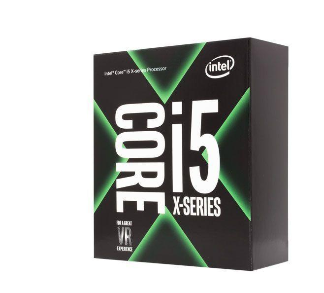 Processador Lga 2066 Quad Core I5-7640X 4.0Ghz 6Mb S/Cooler