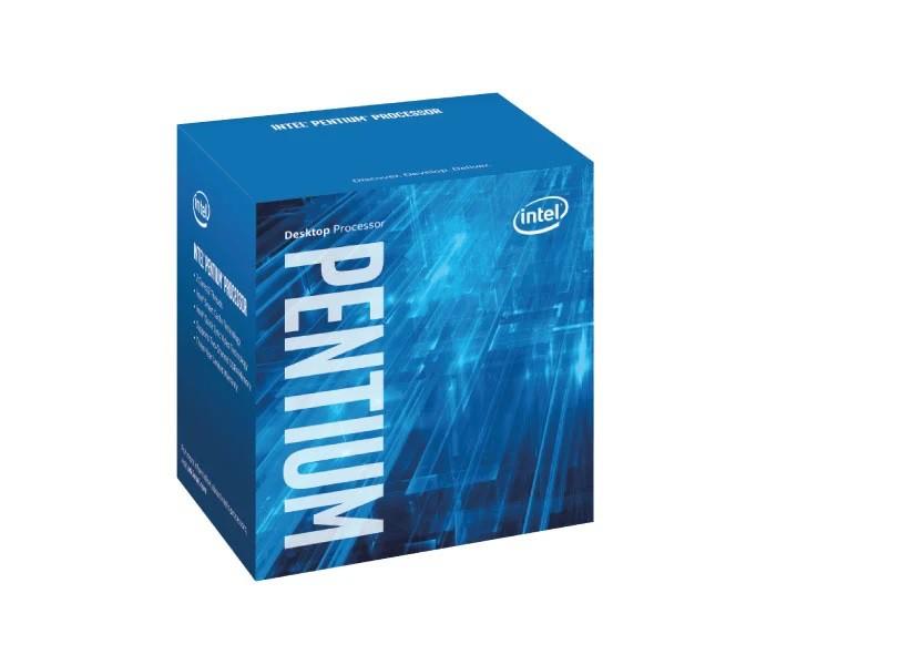 Processador Pentium 1151 G4560 3.5GHZ 3mb cache Kabylake 7Ge