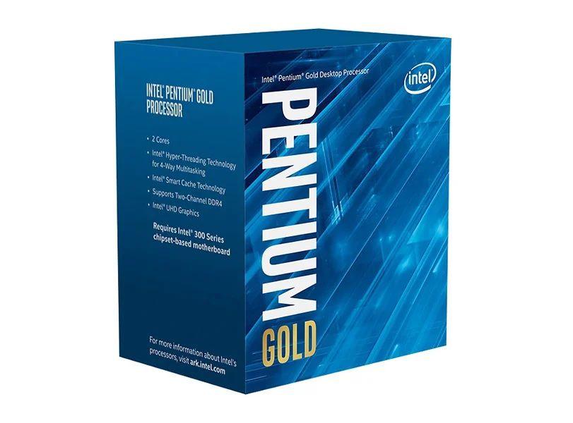Processador Pentium Lga1151 Gold G5420 3.8GHZ 4MB Cache Gra