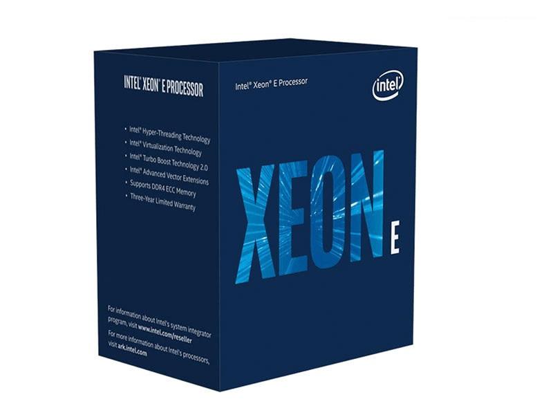 Processador Xeon E-2100 quadCore E-2224G 3,50GHZ LGA1151 8Mb