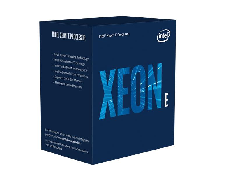 Processador Xeon E Hexa Core E2146G 3,50GHZ 12Mb Lga 1151
